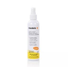 Medela Pump &Acc Sanitizer 8oz