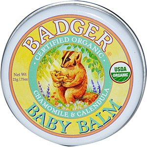 Badger Baby Balm, .75oz Tin