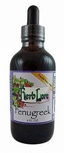 Herblore Fenugreek Tincture, 4oz