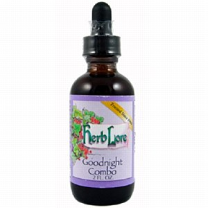 Herblore Goodnight Tincture, 2oz