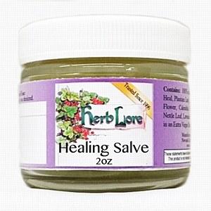Herblore Healing Salve, 2oz
