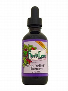 Herblore Itch Relief Tincture, 2oz