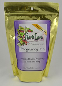 Herblore Pregnancy Tea, 2.5oz
