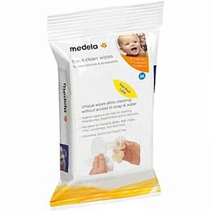 Medela Quick Clean Wipes