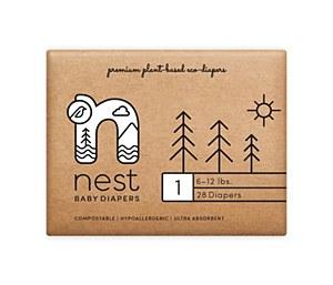 Nest Diaper Sz 1 (6-12 lbs)