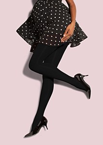 Preggers Tights Black Small