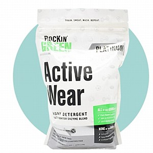 Rockin Green Laundry Soap - Platinum Series Active Wear