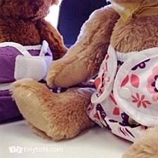 Cloth Diaper Options, March 21