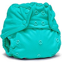 Rumparooz Onesize Cover, Snap, Peacock