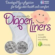Epibi Diaper Liners 6pk Small