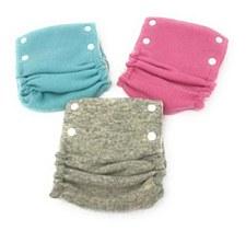 Babee Greens Cashmere Cover Medium Pink/Purple