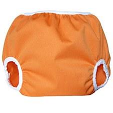 Bummis Pull-On Cover NB Tangerine