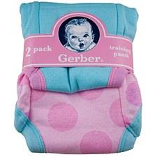 Gerber T-Pants Pink 18M