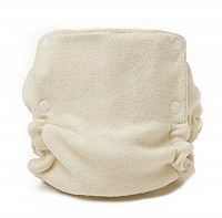 Babee Greens Natural Wool Diaper Cover, Small (8-18lbs)
