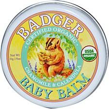 Badger Baby Balm, .75oz Tin