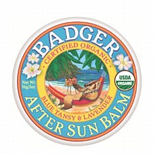 Badger After Sun Balm, 2oz Tin