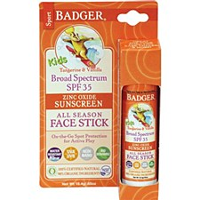 Badger SPF 35 Kids Sun Stick