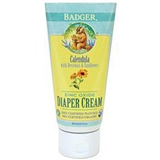 Badger Diaper Cream, 2.9oz