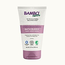 Bambo Bath Buddy Hair+Body
