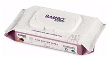 Bambo Wipes 50ct