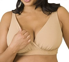 Bella Materna Anytime Bra, Bare, Extra Large Full Cup (Plus)