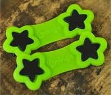 Boingo Diaper Clips, Green