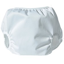 Bummis Pull-On Cover, Medium, White