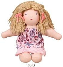 Camden Rose Doll Lulu
