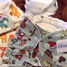 Cloth Diaper Options December 21
