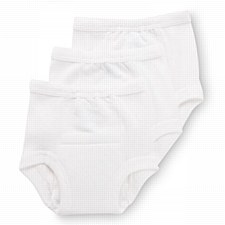 Gerber T-Pants 18M White 3pk