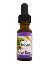 Herblore Poke Root Tincture, 0.5oz