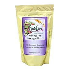 Herblore Nursing Tea Moringa Blend 5oz.