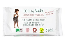 Naty Wipes (Unscented)