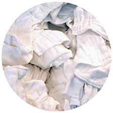 Rags-Recycled 100%Cotton(lb)