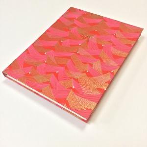 2020 Desk Diary Red Jazz
