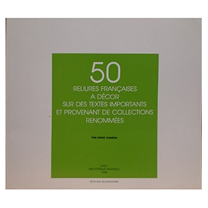 50 Reliures Francaises...
