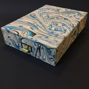 A4 Drawer - Marble 14