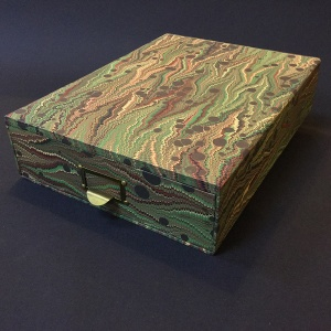 A4 Drawer - Marble 3
