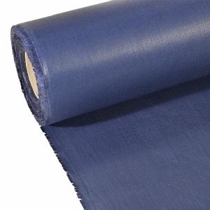 Archival Box Linen Navy Blue