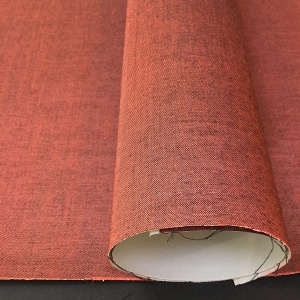 Bloomsbury Bookcloth - Red