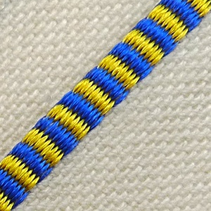 Headband - Blue & Yellow