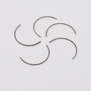 Bookbinding Needles - Curved S