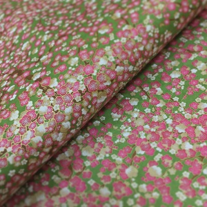 Chiyogami Pink Cherry Blossom