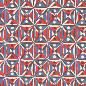 CI Kaleidoscope - Red & Blue