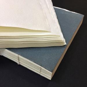 Cotton Book Block Fat Rough