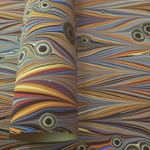 Crepaldi Marbled Paper 2