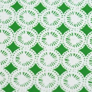 Dandelion Lemon Green 100gsm