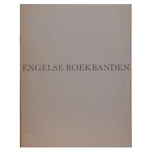 Engelse Boekbanden