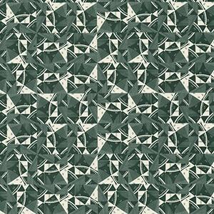 Esme Winter - Twist Green
