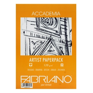 Fabriano Accademia - 120gsm A4